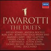 Pavarotti -The Duets: With Bryan Adams, Andrea Boccelli, Jon Bon Jovi, etc