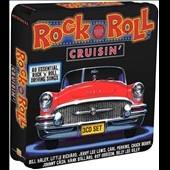 Rock 'n' Roll Cruisin' : 60 Essential Rock 'n' Roll Driving Songs<限定盤> CD