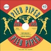 Nancy Wilcox/Gambler's Blues/I Hear Music [PIPER006]
