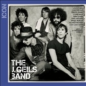 Icon: The J.Geils Band CD