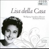 リーザ・デラ・カーザ/Lisa della Casa - Mozart, R.Strauss[233332]