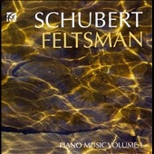 Schubert: Piano Music Vol.1 CD-R