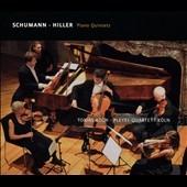 トビアス・コッホ/Schumann, Hiller - Piano Quintets [4260085533374]