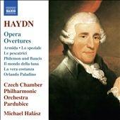 ミヒャエル・ハラース/Haydn: Opera Overtures[8573488]