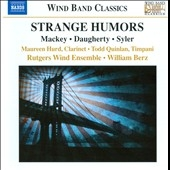 William Berz/Strange Humors - J.Mackey, Daugherty, Syler[8572529]
