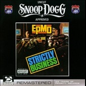 Strictly Business CD