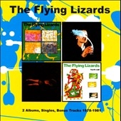 Flying Lizaeds/Fourth Wall CD
