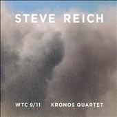クロノス・クァルテット/Steve Reich: WTC 9/11, Mallet Quartet, Dance Patterns [CD+DVD] [7559796457]