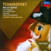 ヘルベルト・フォン・カラヤン/Tchaikovsky: Ballet Suites - The Nutcracker, Sleeping Beauty, Swan Lake[4783366]