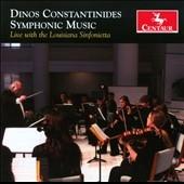 ディノス・コンスタンティニデス/Dinos Constantinides: Symphonic Music [CRC3036]