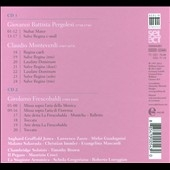 Stabat Mater - Sacred Baroque Music by Frescobaldi, Monteverdi, Pergolesi