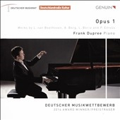 Opus 1 - Beethoven, Berg, Berio, Eotvos