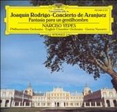 ナルシソ・イエペス/Rodrigo: Concierto de Aranjuez, Fantasia para un gentilhombre / Narciso Yepes(g), Garcia Navarro(cond), Philharmonia Orchestra, English Chamber Orchestra[4153492]