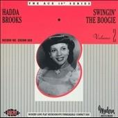 Swingin' the Boogie CD