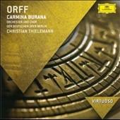 クリスティアン・ティーレマン/Orff: Carmina Burana[4783376]