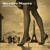 Quadro Nuevo & NDR Pops Orchestra/End Of The Rainbow [FM172]