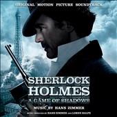 Hans Zimmer/Sherlock Holmes : A Game Of Shadows[88697978902]