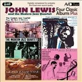 John Lewis &The Modern Jazz Quartet/Four Classic Albums Plus (The Modern Jazz Sextet/No Sun In Venice/Grand Encounter/At The Opera House/A Concert[AMSC976]