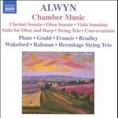 ロバート・プレーン/W.Alwyn: Chamber Music[8572425]