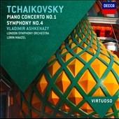 ヴラディーミル・アシュケナージ/Tchaikovsky: Piano Concerto No.1, Symphony No.4[4783367]