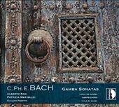 アルベルト・ラージ/C.P.E.Bach: Gamba Sonatas [STR33975]