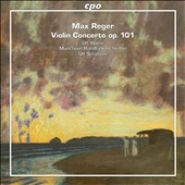 ウルフ・ヴァリーン/Max Reger: Violin Concerto Op.101, Aria for Violin Solo &Orchestra Op.103a,3[7777362]