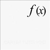 Carter Tutti Void/f (x)[IRCTVLP01]