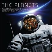 オウェイン・アーウェル・ヒューズ/Holst: The Planets, A Somerset Rhapsody; C.Matthews: Pluto, the Renewer[RPO013]