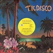 T.K.Disco Re-Edited, Vol.1<Yellow Vinyl>[TKD2018LP001YELLOW]