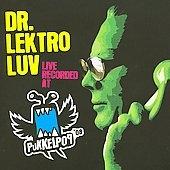 Dr. Lektroluv/Live At Pukkelpop 2008 (Mixed By Dr. Lektroluv)[LLCD4]
