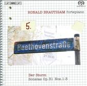 ロナルド・ブラウティハム/Beethoven:Complete Solo Piano Works Vol.5 :Piano Sonata No.16 Op.31-1/No.17