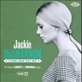 Jackie De Shannon/Come &Get Me : The Complete Library &Imperial Singles[CDCHD1290]