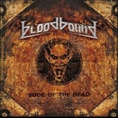Bloodbound/Book of the Dead (Clear Vinyl)<限定盤> [AFM3751]