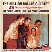 The Million Dollar Quartet/Complete Million Dollar Sessions -50th Anniv. Special Edition[SNAP551CD]