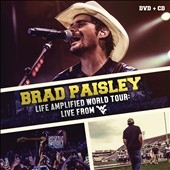 Life Amplified World Tour: Live From WVU [CD+DVD] CD