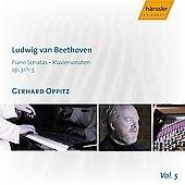 BEETHOVEN:PIANO SONATAS VOL.5:NO.16-NO.18 (6/2005):GERHARD OPPITZ(p)[98205]