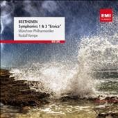 ルドルフ・ケンペ/Beethoven: Symphony No.1 &No.3