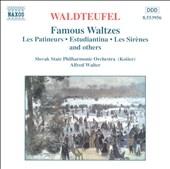 アルフレート・ヴァルター/Waldteufel: Famous Waltzes / Alfred Walter, Slovak State PO[8553956]