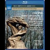 """Chopin: Piano Concerto No.2, Variations on """"La ci Darem la Mano"""", etc"""
