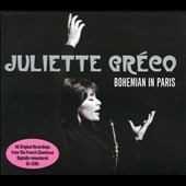 Juliette Greco/Bohemian in Paris[NOT2CD446]
