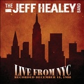 The Jeff Healey Band/Live at the Bottom Line[ERN280062]