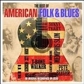 The Best Of American Folk & Blues CD