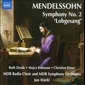 準メルクル/Mendelssohn: Symphony No.2