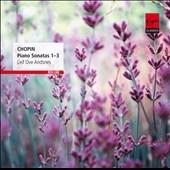レイフ・オヴェ・アンスネス/Chopin: Piano Sonatas No.1-No.3[VBW2322882]