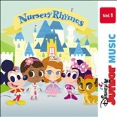 Disney Junior Nursery Rhymes CD
