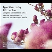 デニス・ラッセル・デイヴィス/Stravinsky: Petrouchka (Original Version from 1911)[SOB11]