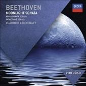 ヴラディーミル・アシュケナージ/Beethoven: Piano Sonatas No.14, No.8, No.23[4783349]