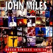 John Miles/Decca Singles 1975-79 [GLAMCD125]