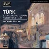 ミカエル・ツァルカ/Turk: Easy Keyboard Sonatas Collections Vol.1 &Vol.2[GP629]