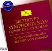 ヘルベルト・フォン・カラヤン/Beethoven: Symphony No.9 Op.125, Coriolan Overture Op.62 / Herbert von Karajan(cond), BPO, Gundula Janowitz(S), etc[4474012]